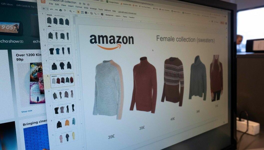 Stormberg er klar for Amazon