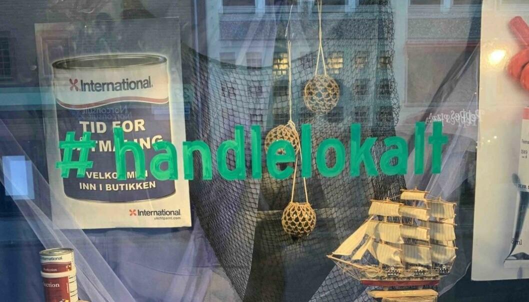 Stor suksess for kampanjen om å handle lokalt i Tromsø