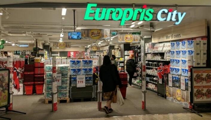 Europris med eget City-konsept