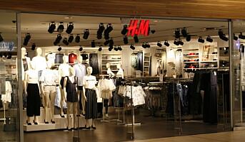 H&M flytter logistikksenter
