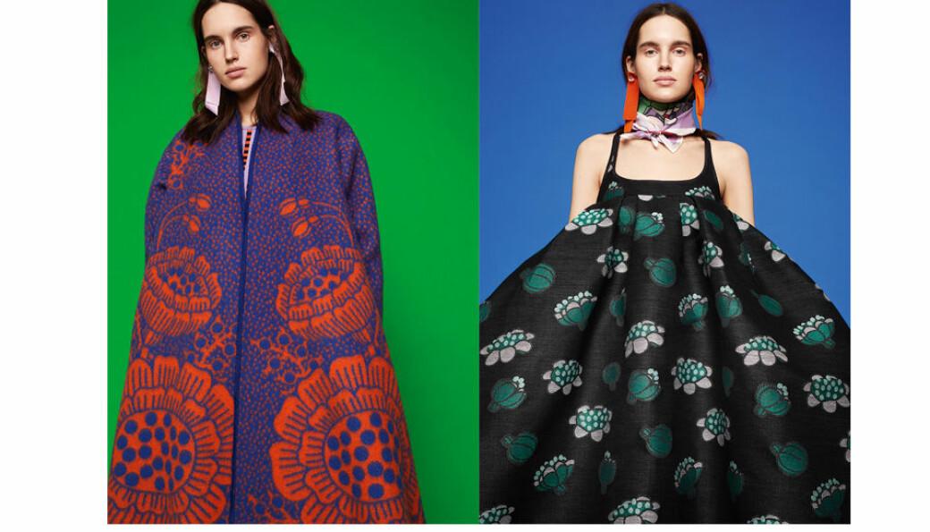 «Soft May Coat» og «Best bud kjole» kjøpt inn av Nasjonalmuseet