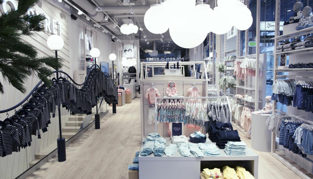 Polarn O. Pyret lanserte et nytt innredningskonsept i 2018 og vant pris for konseptet på Mode Galan i Sverige. Kjeden er også blitt kåret til Sveriges grønneste varemerke hvert år siden 2008