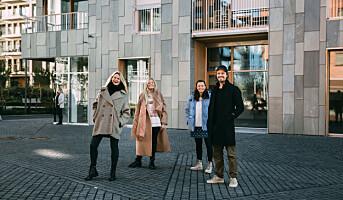 Holzweiler satser i Oslobukta