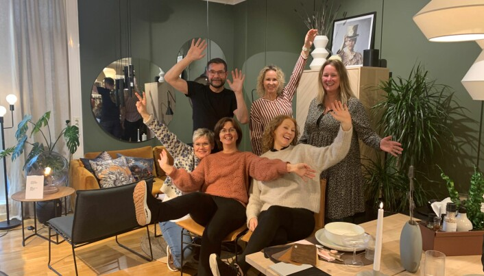 Butikkene i Sentrumsgården i Svolvær er klare for Nisjebutikkenes dag.