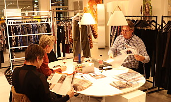 Fashion Week på Fornebu fra 6. til 19. februar