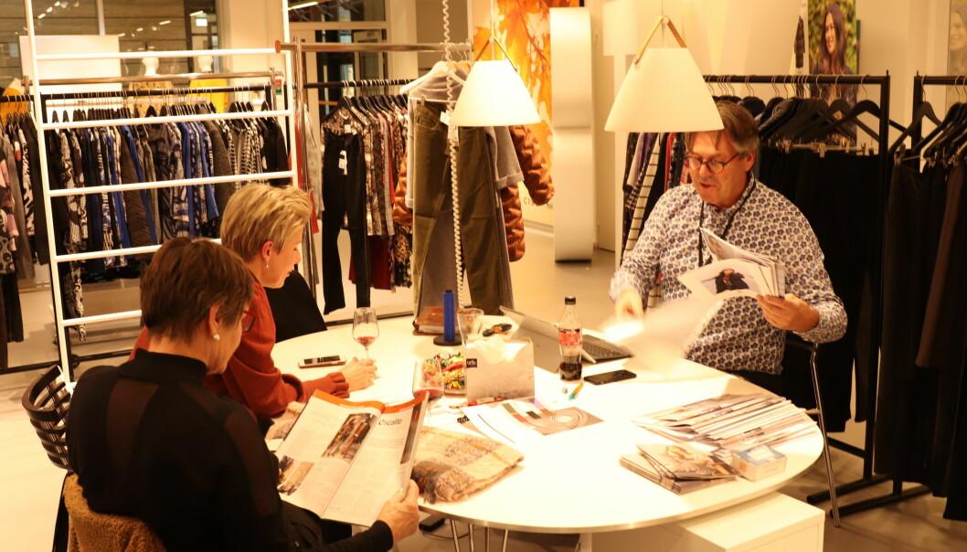 Rune Johansen i BTX og de andre leietakerne på Fornebu forlenger sin Fashion Week av smittevernhensyn.