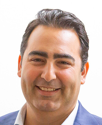 Ardalan Fadai er e-handelsanalytiker i Nets. Nets