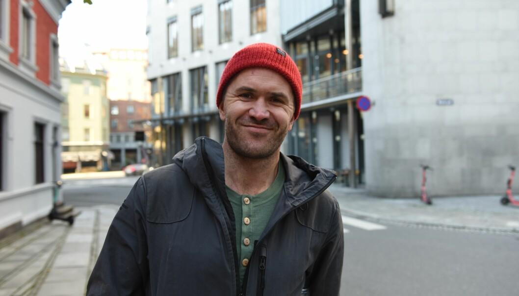 Jo Egil Tobiassen, grunnlegger av Northern Playground