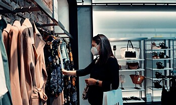 Halvparten redd for å handle i butikk