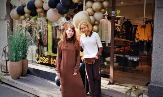 Positivt og lærerikt med konseptbutikk