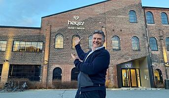 Hunkydory og Hofmann nye merker hos Høyer