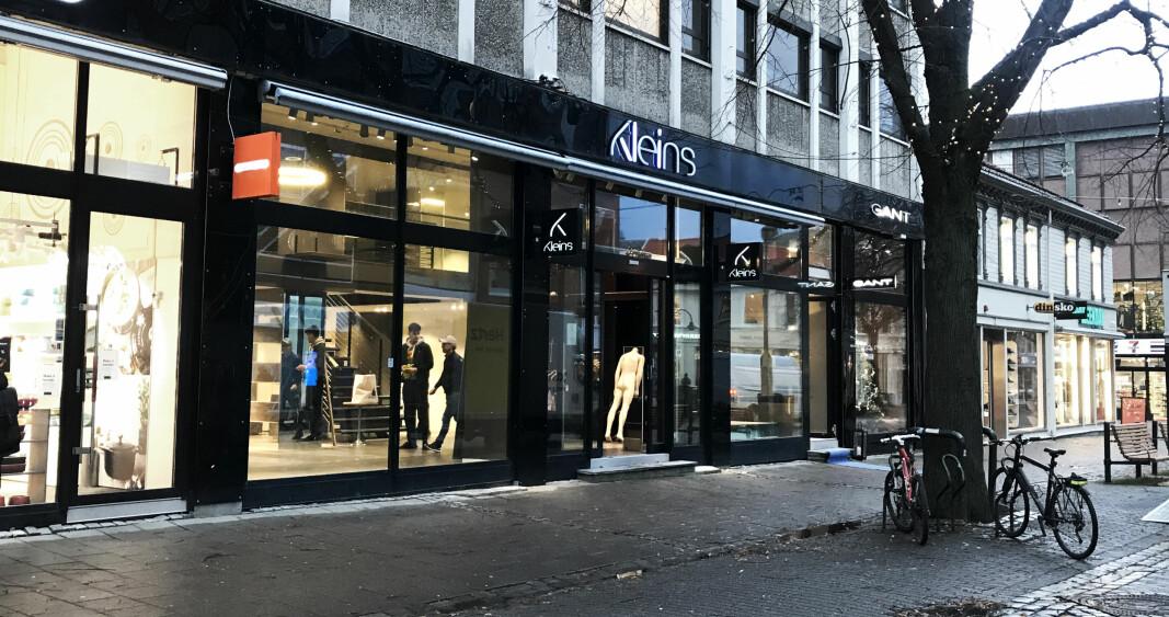 Bergans-butikk i Trondheim