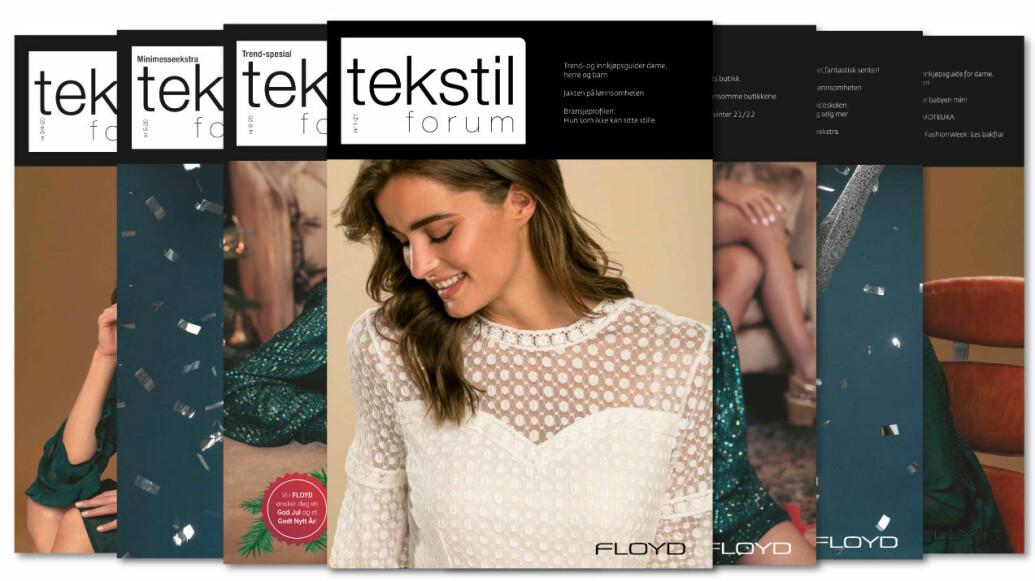 Prøv Tekstilforum gratis!