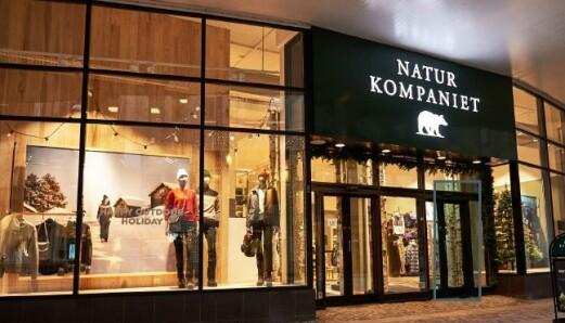 Naturkompaniet etablerer seg i Norge