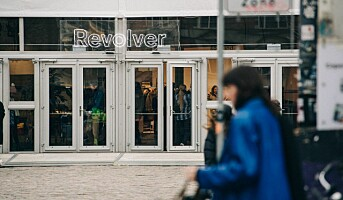 Revolver med oppdaterte digitale showroom