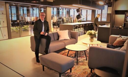 Nye lokaler og ny organisasjon hos DK Company Norway