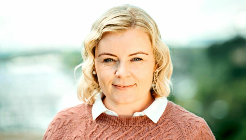 Utmerkelsen inspirerer oss i det videre arbeidet, sier daglig leder i Stormberg, Hege Nilsen Ekberg.