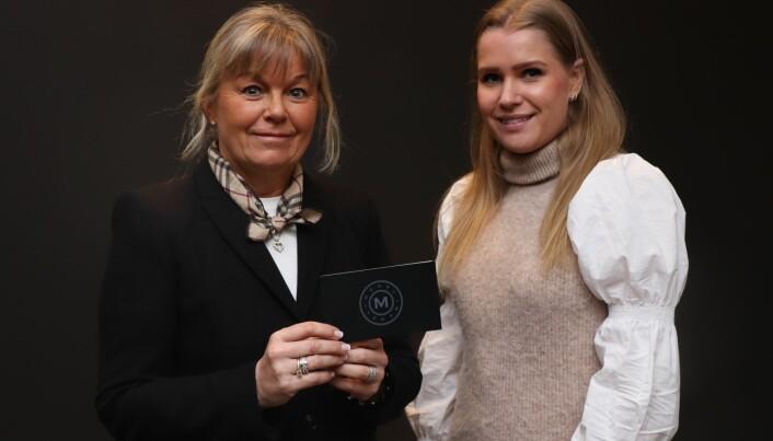 Ellen Bøe Kronstad og Helene Øynebråten