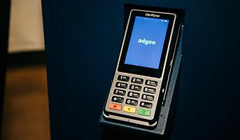 Tre av fire betalinger skjer kontaktløst