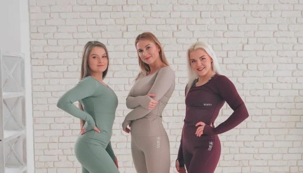 Mange bedrifter har lidd under koronapandemien, men det nordnorske treningsklesmerket BARA Sporstewear har hatt en betydelig vekst – også utenfor Norge.
