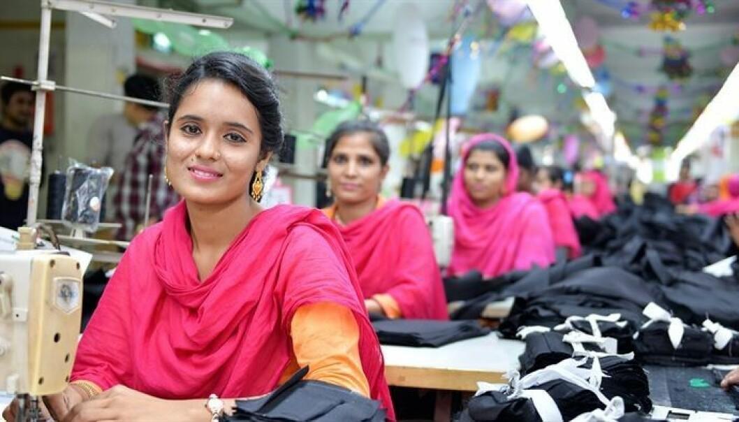 Prosjektet har så langt nådd mer enn 70 000 kvinnelige arbeidere gjennom den globale forsyningskjeden til Lindex i Bangladesh, India og Myanmar.
