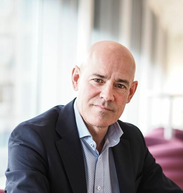 Bror William Stende, direktør for Virke Faghandel