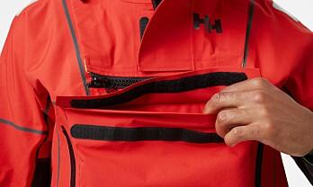 Prisvinnende jakke fra Helly Hansen