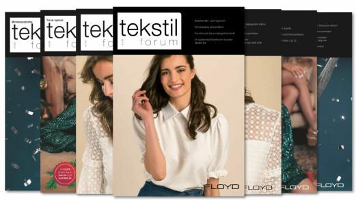 Bestill Tekstilforum i dag