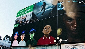 Fred Perry + Gorillaz
