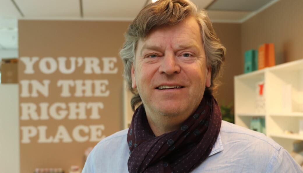 Henning Hexeberg er ikke i tvil om at han