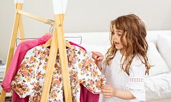 Lanserer barnekolleksjon og internasjonal nettbutikk