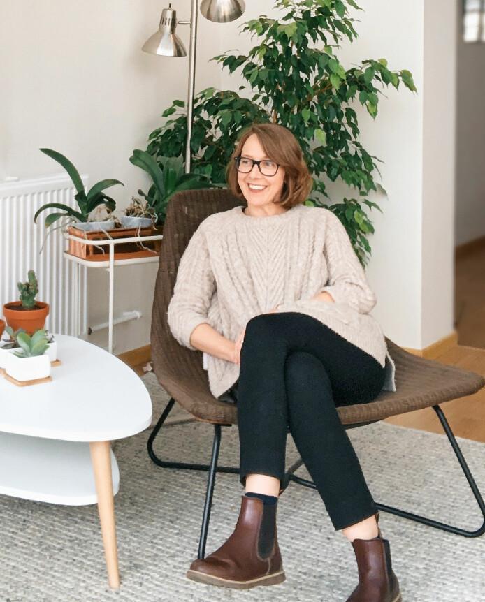 Kate Heiny, direktør for bærekraft hos Zalando