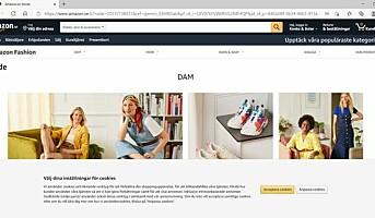 En av fem svensker boikotter Amazon