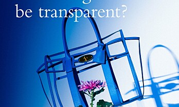 - Kan en veske lages transparent?