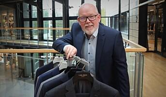 Carl Gross tilbake i Norge