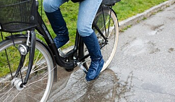Beskytter sko og bukser