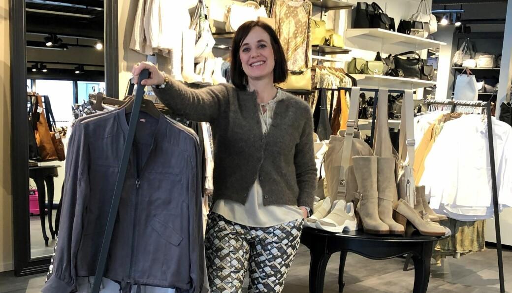 Din Veske er en av flere aktører i tekstilbransjen som har satset på å åpne ny butikk det siste året