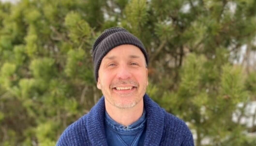 Simon Larsen skal lede Naturkompaniets satsing i Norge