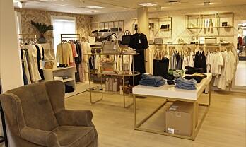 Investerer i nye butikker og oppgraderinger
