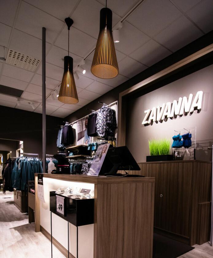 New Shop har bygget nær 90 butikker for Zavannah