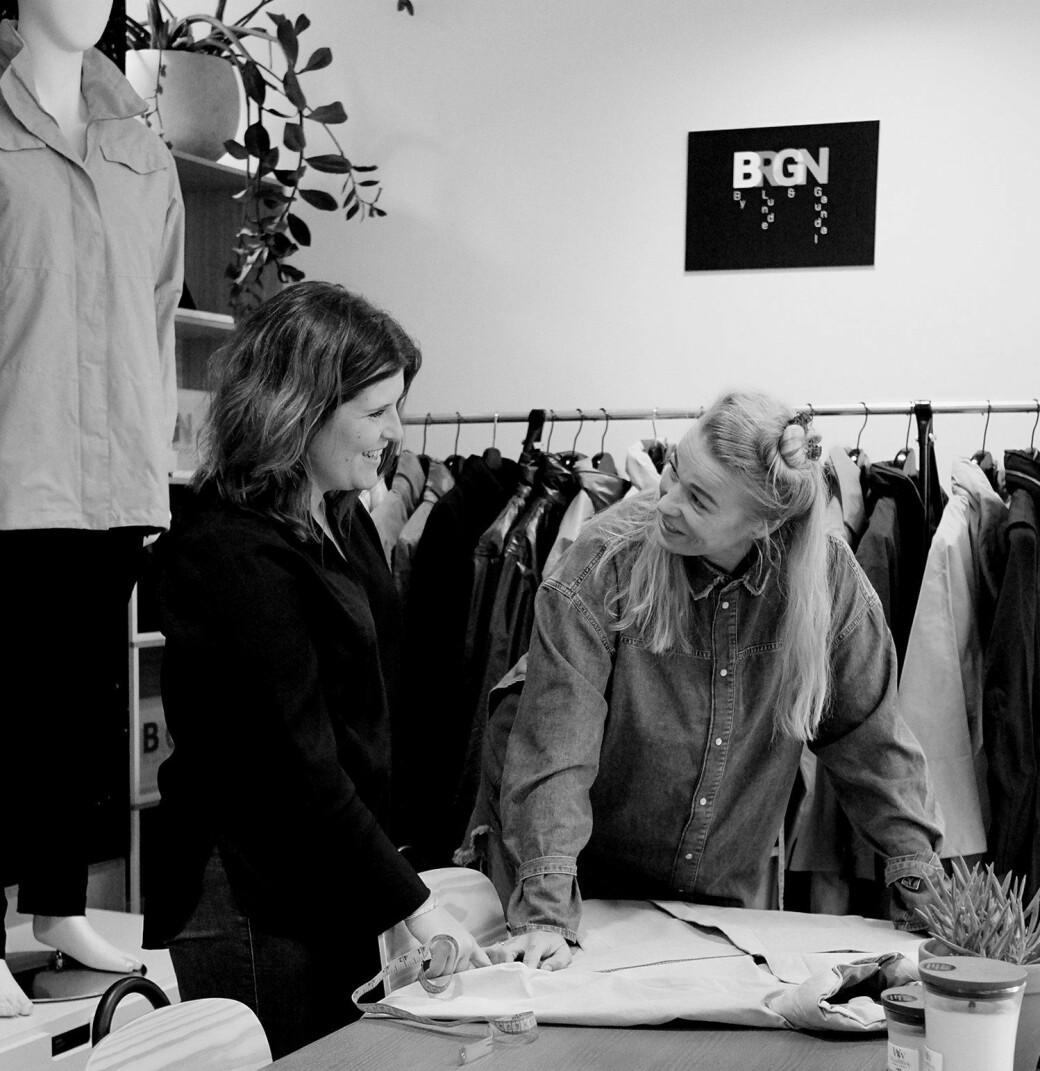 BRGN åpner butikk, showrom og kontor i Oslo