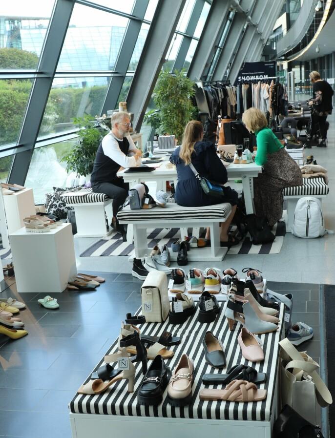 Pop up i Norwegian Fashion Center