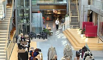 Inviterer til åpen dag på Fornebu