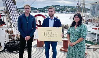 Bergans og WWF med tydelig klimakrav til Rotevatn