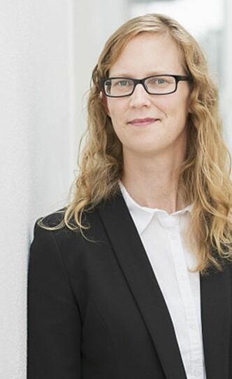 CIO Johanna Nordholm skal ansette 20 nye medarbeidere.
