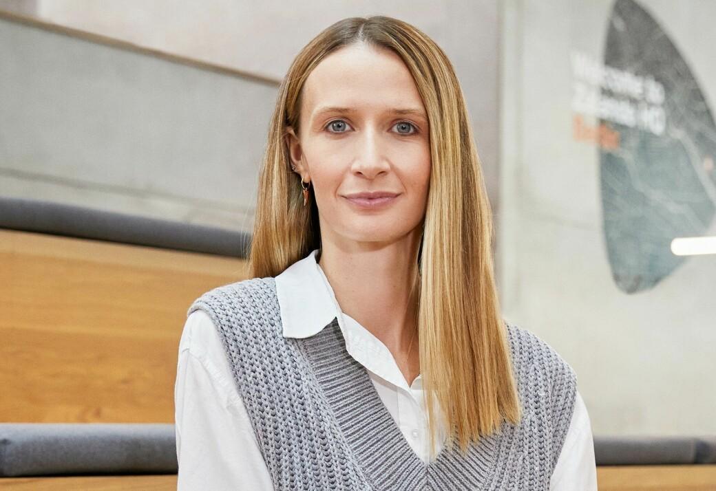 Laura Coppen, Head of Circularity at Zalando