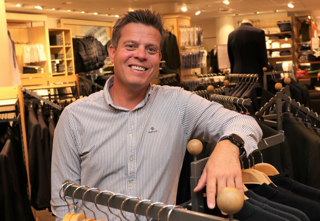Per J. Gundersen, Hønefoss: Thor Gundersen og hans medarbeidere er en av mange Texcon-medlemmer som leverer gode resultater.