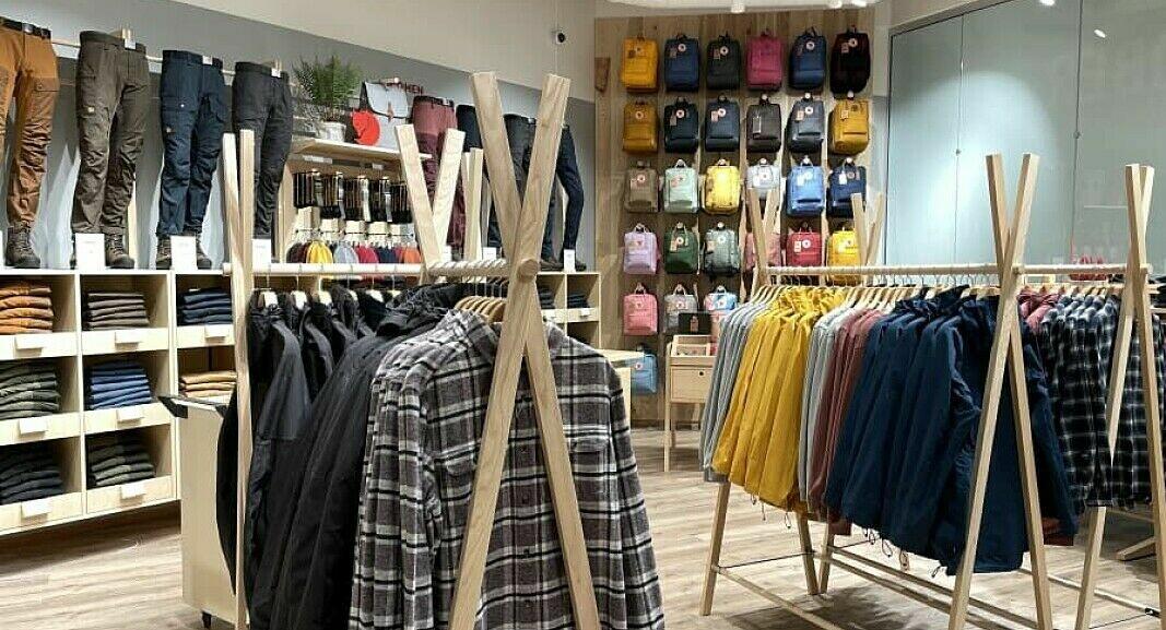 Naturkompaniet åpner to butikker i Norge